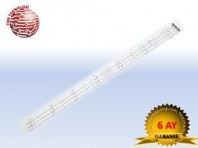 ORJINAL LG 43UJ65 LED BAR TAKIMI