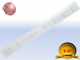 ORJINAL LG Innotek direct 43inch UHD 1Bar 24EA UF64 UHD A L LED BAR TAKIMI