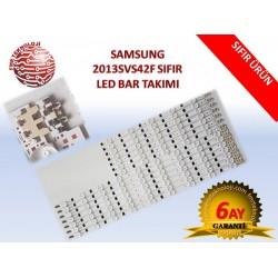 SAMSUNG 2013SVS42F SIFIR LED BAR TAKIMI