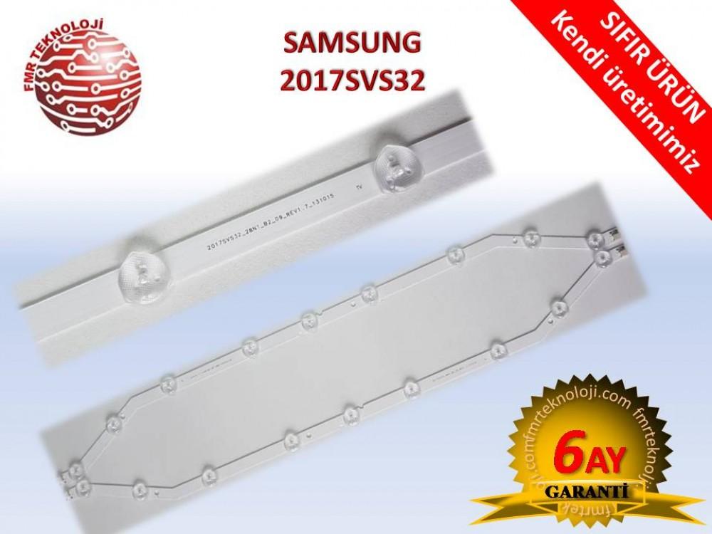 SAMSUNG 2017SVS32 LED BAR TAKIMI