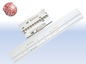 SAMSUNG ORJINAL V6ER_550SMB-LED66_R2 LED BAR TAKIMI