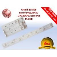 Arçelik ZCL606 Sunny SVS320AD7 LTA320AP33 LED BAR
