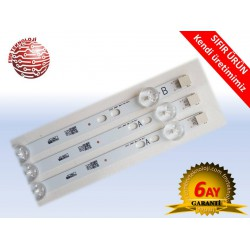 VESTEL 400DRT VNB A-TYPE B-TYPA REV11 LED BAR V23331585 LB40017 17DLB40VXR1