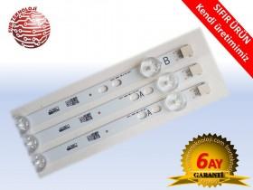 VESTEL 400DRT VNB A-TYPE B-TYPA REV11 LED BAR V23331585 LB40017 17DLB40VXR1