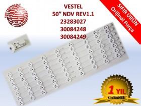 """VESTEL 50"""" NDV REV1.1 V23283027 V23283026 V30084248 V30084249 LED BAR"""