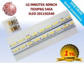 SLED2011SGS40 LG Innotek 40INCH 7020 PKG 54EA LED BAR V23298039