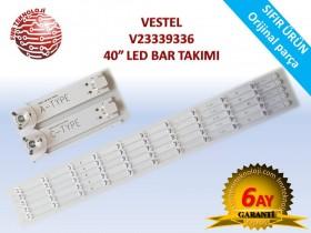 VESTEL V23339336 40UA9300 40UA8900 LED BAR TAKIMI