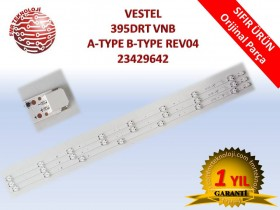 ORJINAL VESTEL 395DRT VNB A-TYPE B-TYPE REV04 V23429642 LED BAR