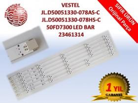 VESTEL JL.D50051330-078AS-C JL.D50051330-078HS-C 50FD7300 LED BAR V23461314