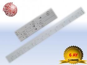 ORJINAL VESTEL JL.D490C1330-078AS-HS LED BAR TAKIMI