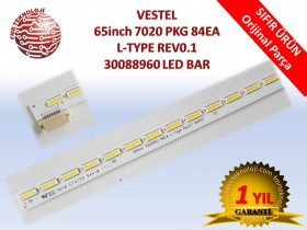 VESTEL 65inch 7020 PKG 84EA L-TYPE REV0.1 V30088960 LED BAR