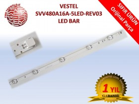 VESTEL SVV480A16A-5LED-REV03 LED BAR