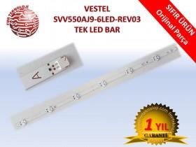 VESTEL SVV550AJ9-6LED-REV03 TEK LED BAR