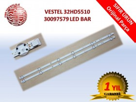 ORJINAL VESTEL 32HD5510 SVV320AR6 30097579 LED BAR