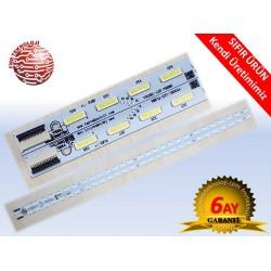 V500H1-LS5-TLEM6-TREM6-TREM4-TLEM4 LED BAR